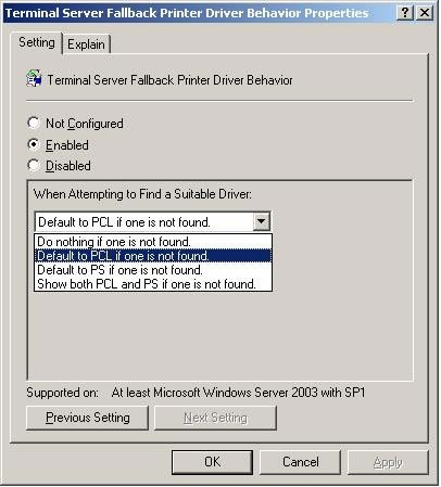 Download the latest version of HP Universal Print Driver ...
