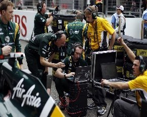 CIO interview: Bill Peters, head of IT, Caterham F1
