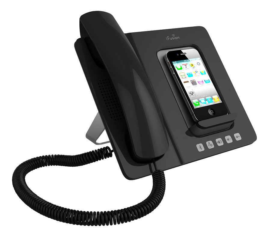 on the fourth day of christmas my true love gave to me an ifusion iphone dock inspect a gadget. Black Bedroom Furniture Sets. Home Design Ideas