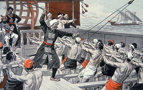 Galley slaves working on a UK government IT contract.png