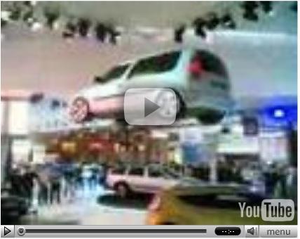 flying minivan
