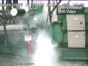 Power Generator destructs