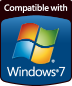 The Windows 7 compatibility logo