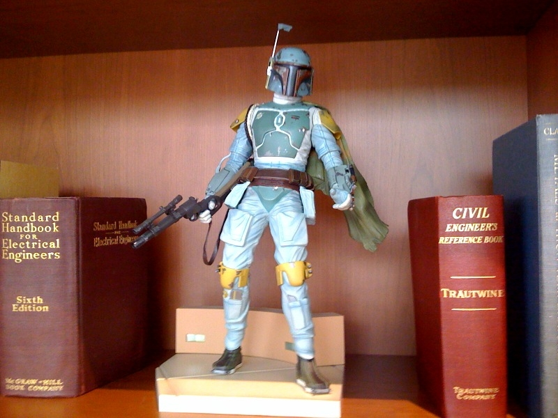 Boba and the books