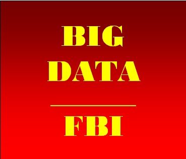 Big Data - FBI