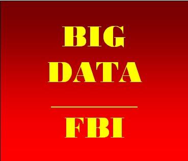 Big Data - FBI