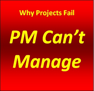 PM Can't Manage