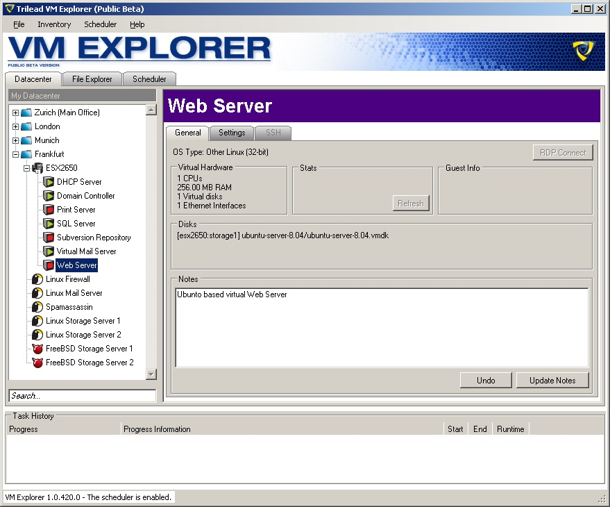 VM Explorer