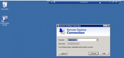 Navigating your way with remote desktop sessions windows 7 for Window remote desktop
