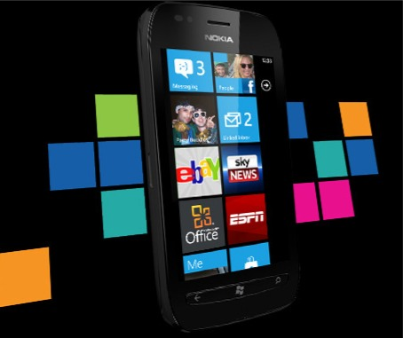 While the Nokia Lumia 710 is an impressive phone, it's going to be a tough battle for Nokia to gain marketshare.