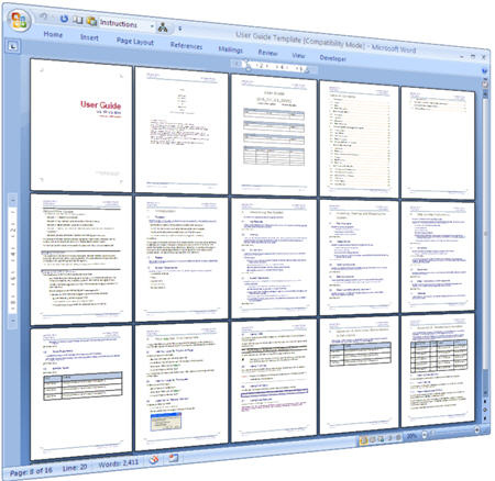 Even Technical Writing Deserves A Real Voice Uncharted Waters – Technical Manual Template