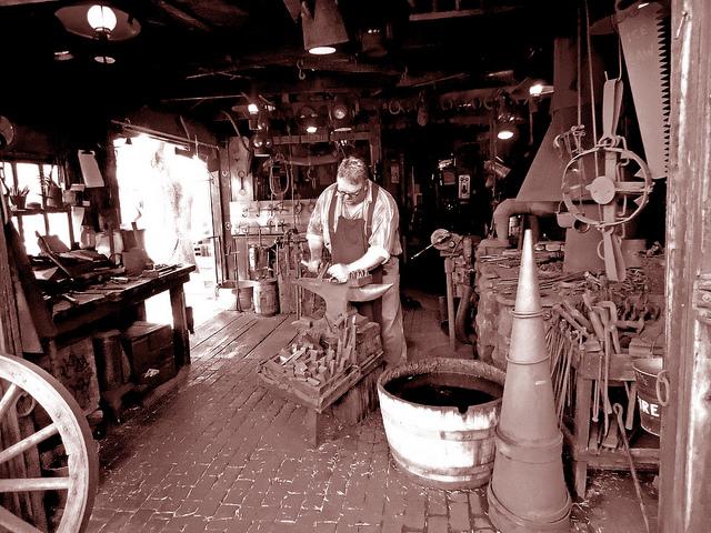 blacksmith career