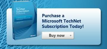 TechNet Subscriptions