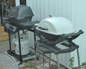 Hi-tech grills in 'BBQ heaven'