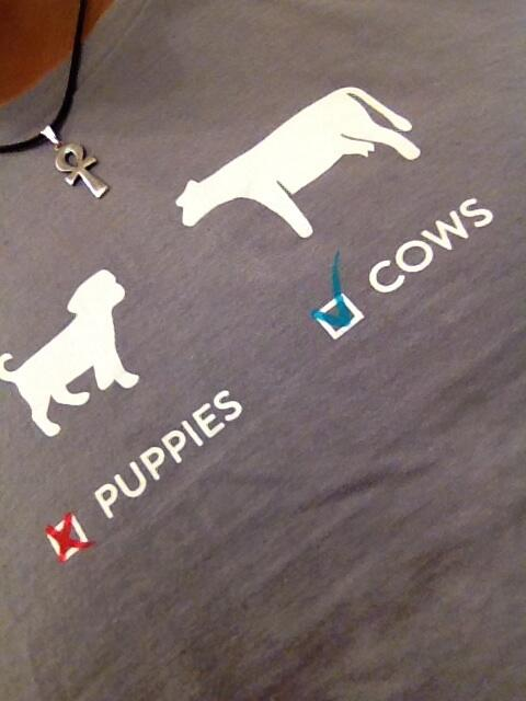 Puppies-Cows
