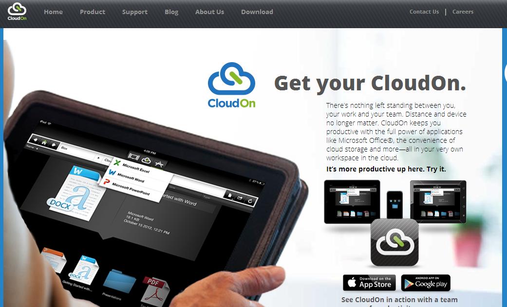 CloudOn