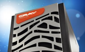 Cray computers: once installed, a magical blue sky will appear about you -- okay, not really