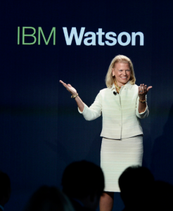 IBM CEO Ginny Rometty