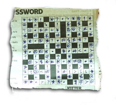 crosswordpassword