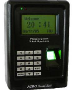 digital time clock