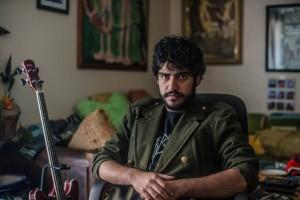 Rodrigo Jardon portrait