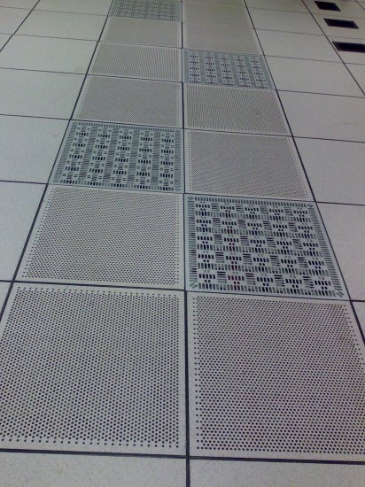 Perforated Tiles Can Be Your Friend Even In The Hot