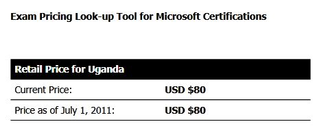 Prices are substantially lower in Uganda than in the USA, even after the increase