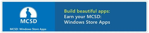Because the Windows Store is where TIFKAM apps live MS makes reference by location.