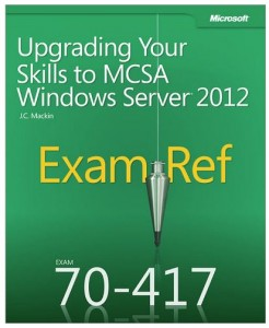 MS Press manages to shoehorn 3-exam-coverage into a single, slim book.