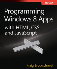 In many ways, this free MS Press e-book first signaled Microsoft's seriousness about promoting Win8 apps; a revision re-emphasizes that commitment.