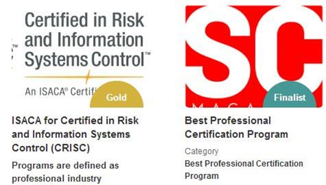 Top infosec cert pick for 2013: CRISC.
