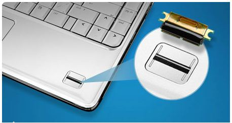 The VFS-301 is an integrated USB-attached fingerprint sensor