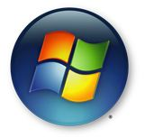 Same colors, same order in the Win7 logo, but with shading.