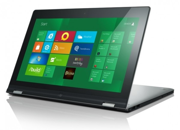 The Lenovo Yoga 13 has a lot to recommend it as a business Win8 convertible.