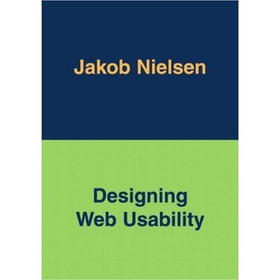 Nielsen's 1999 on Web usability remains a potent classic on this subject.