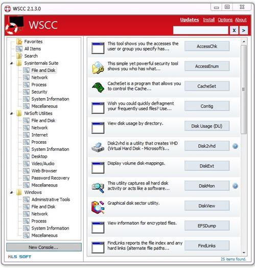 wscc-console