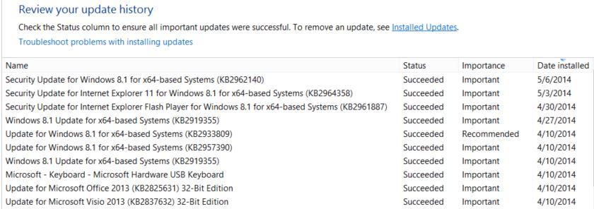 fail-update