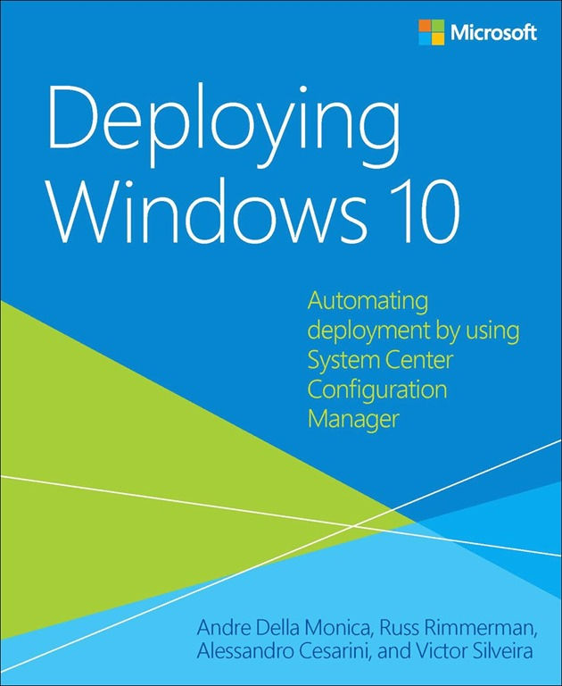 free eBook: Deploying Windows 10