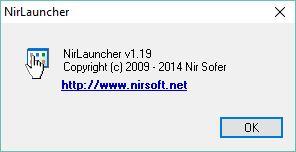 handling nirlauncher updates