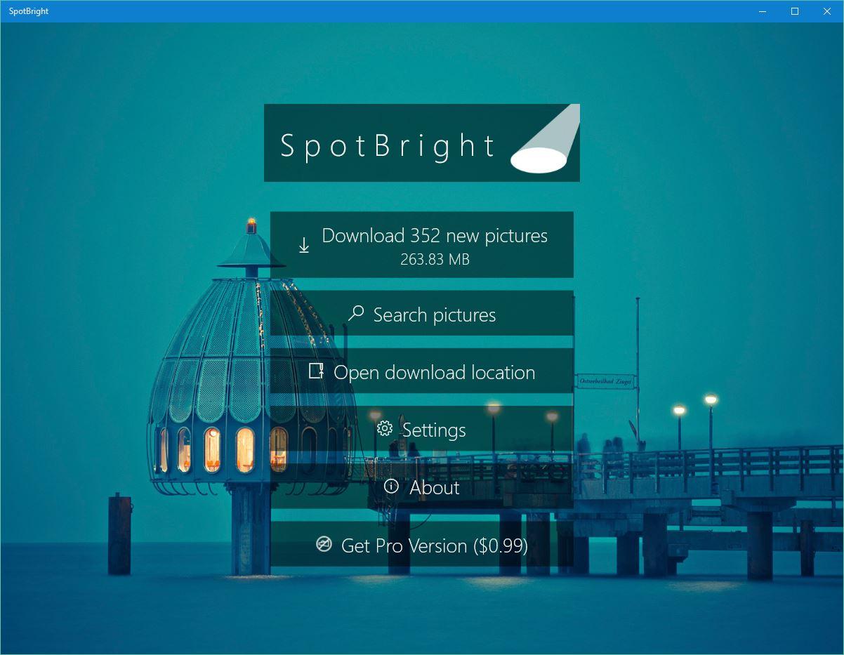Win10 lockscreen images