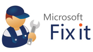 Windows 10 Fix-Its MIA
