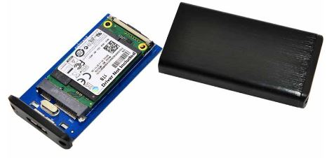 Swapping Out mSATA SSDs Needs Cool Tools