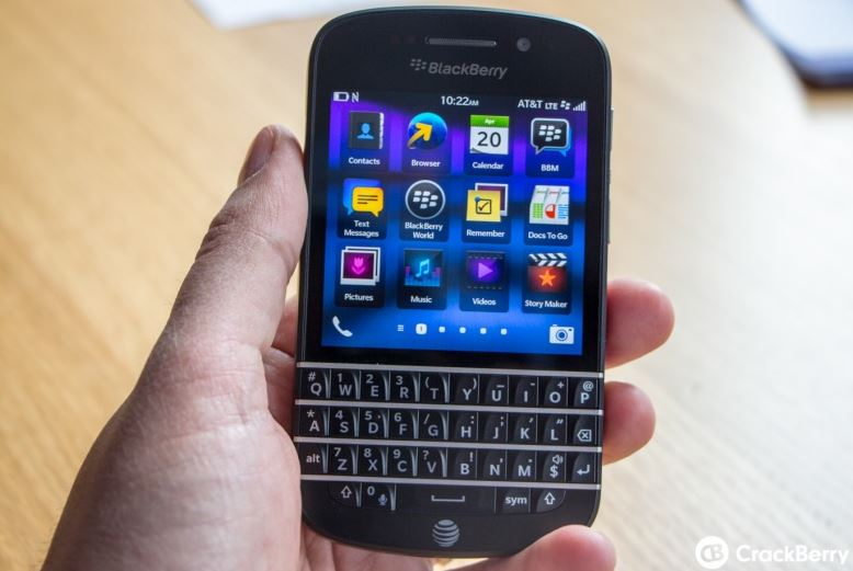 crackberry q10 phone
