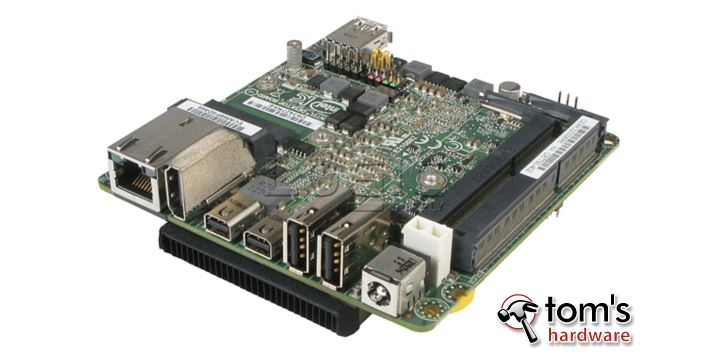 Intel Rend Lake Logic Supply Fanless Systems