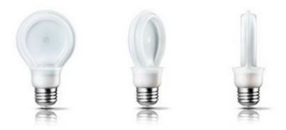 Philips flat led bulb