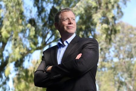 Former Pure Storage CEO Scott Dietzen