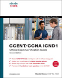 CCNA book cover