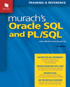 SQL and PL/SQL book