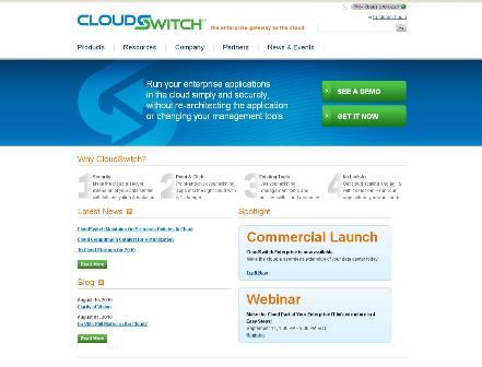 CloudSwitch