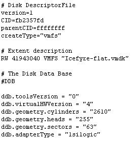 VM-flat.vmdk file